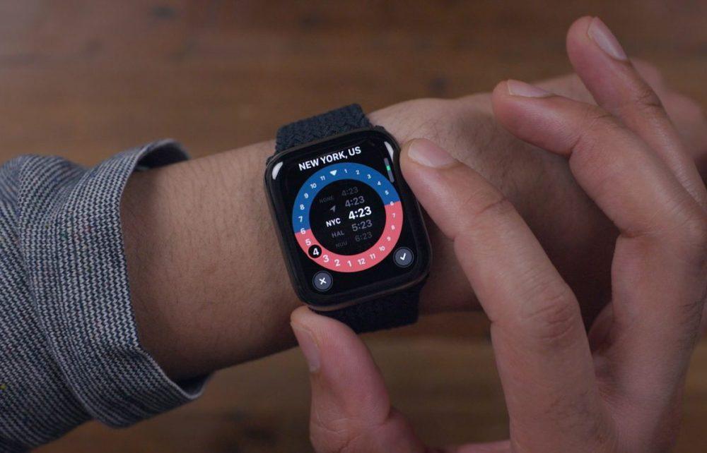 watchOS 7 Apple propose au téléchargement watchOS 7.0.2 sur lApple Watch