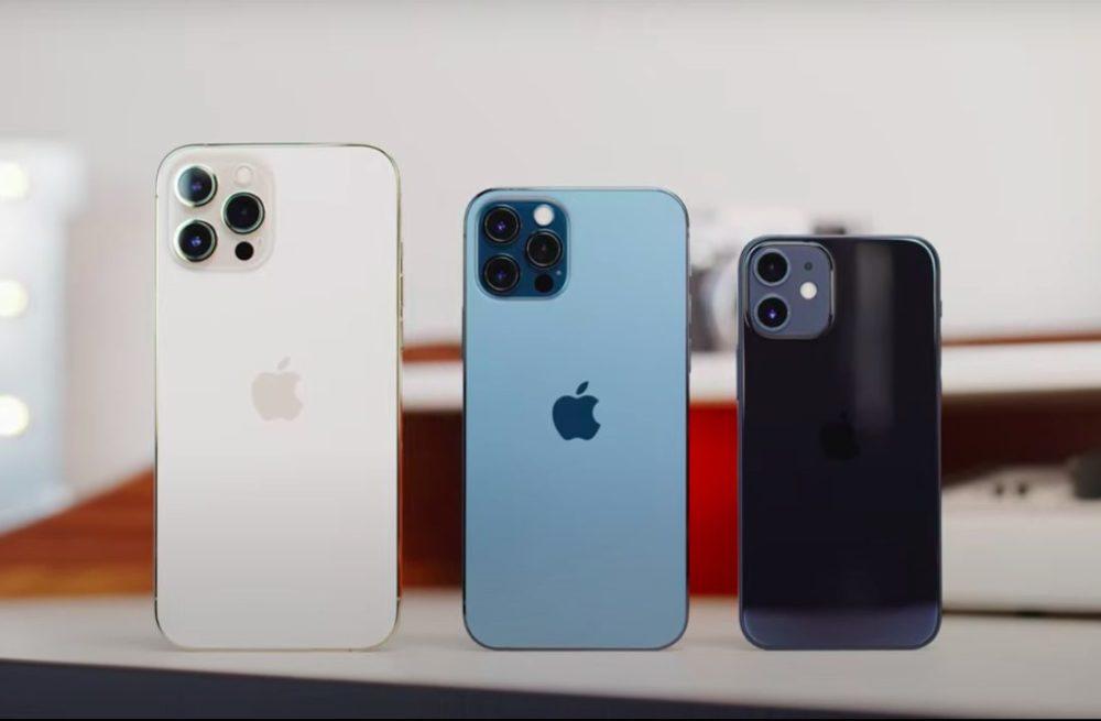 3 iPhone 12 Apple publie une nouvelle version diOS 14.2 à destination des iPhone 12