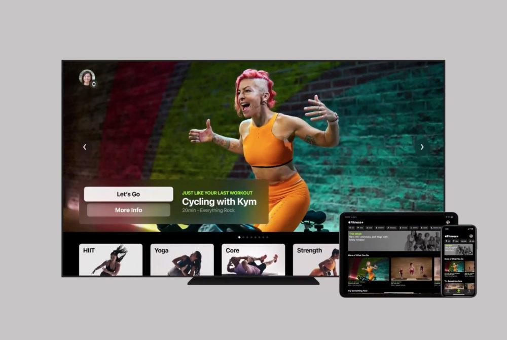 Apple Fitness Plus Apple TV iPad iPhone Apple Fitness+ : les entraîneurs publient des photos sur Instagram (disponibilité imminente ?)