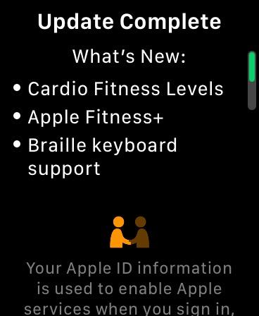 Apple Fitness Plus watchOS 7.2 Apple devrait lancer Apple Fitness+ avec iOS 14.3 et watchOS 7.2
