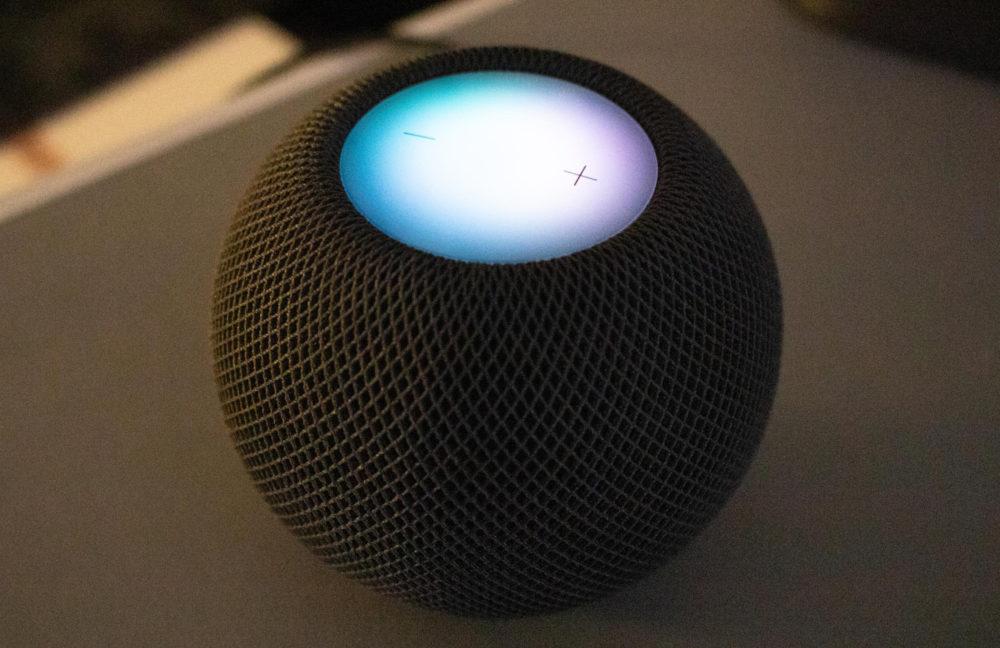 Apple HomePod mini Noir 1 HomePod mini : les délais de livraison passent à janvier 2021