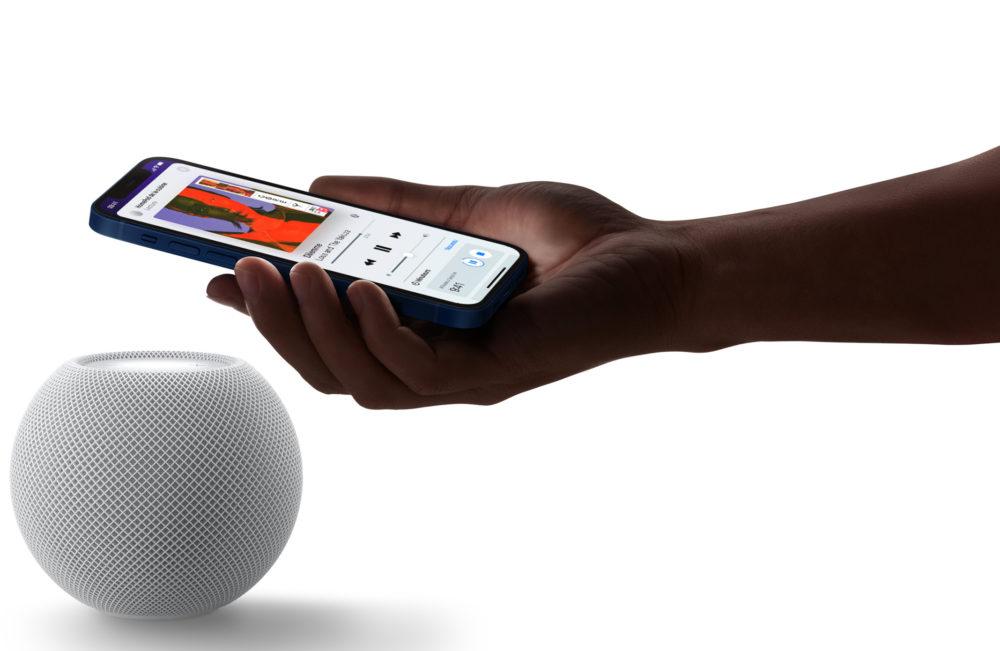 Apple HomePod mini iPhone 12 Les précommandes du HomePod mini sont désormais ouvertes