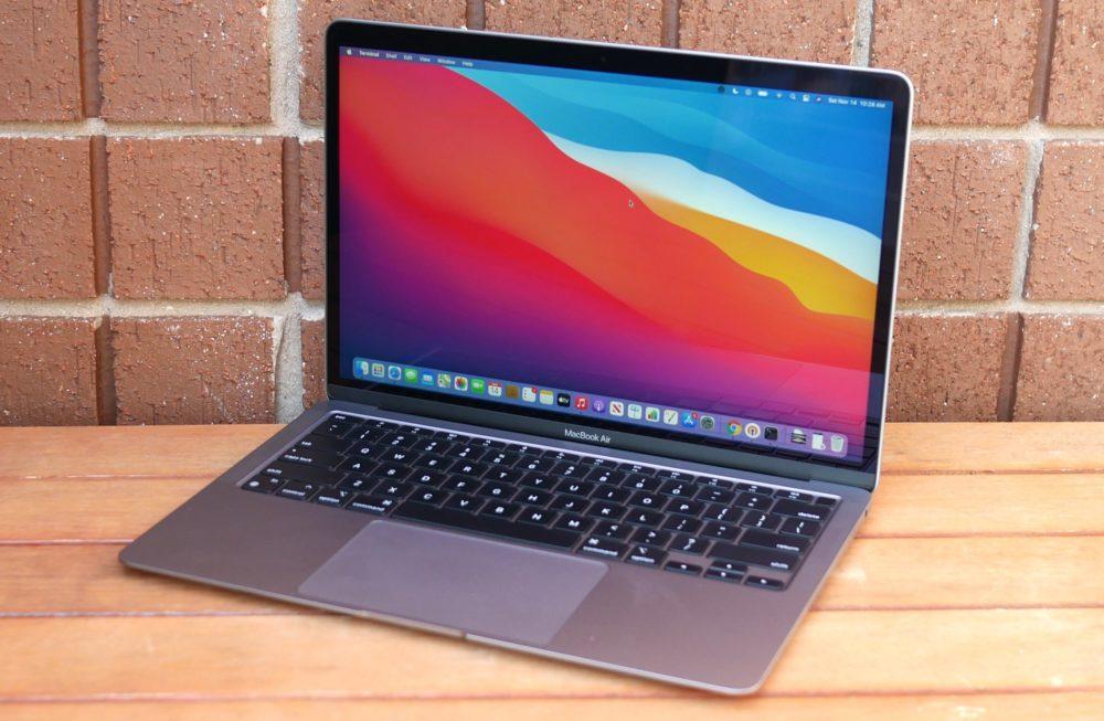 Apple MacBook Air M1 Apple propose la bêta 3 développeurs de macOS 11.4