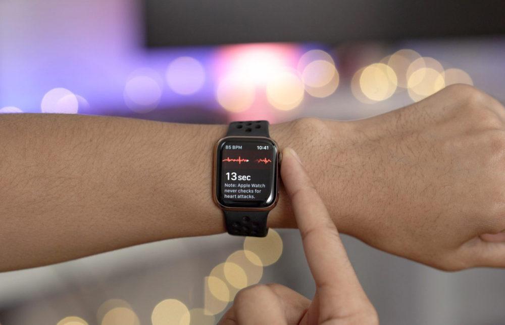 Apple Watch ECG Application Les fonctionnalités ECG de lApple Watch arrivent en Corée du Sud et en Russie