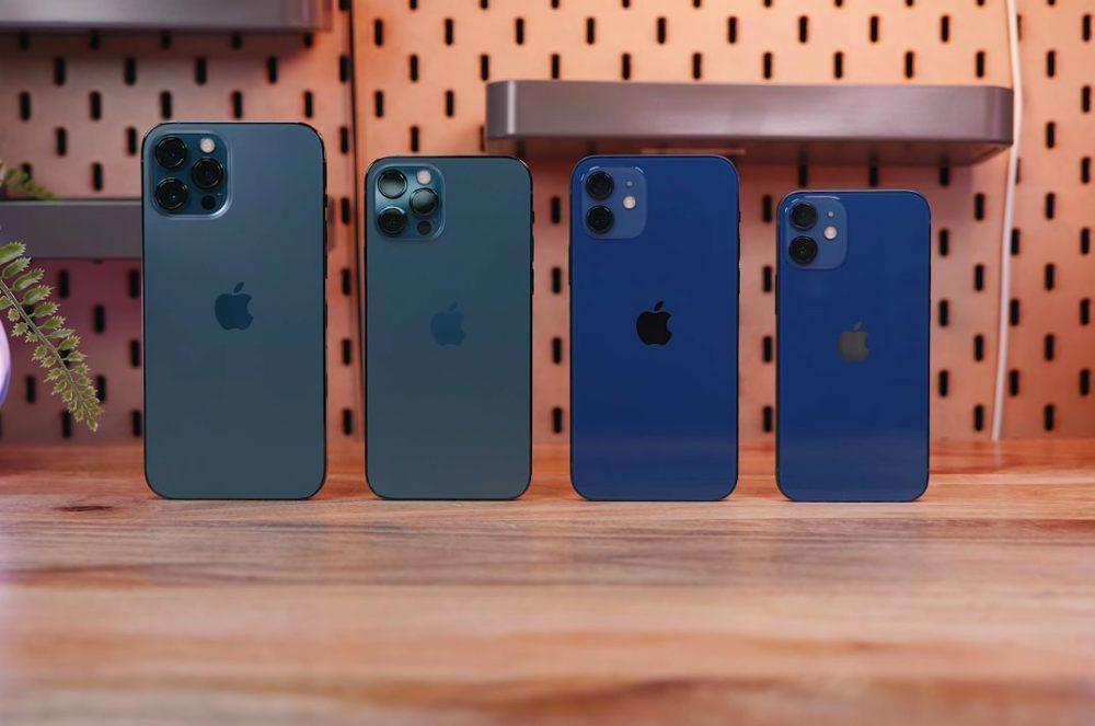Les 4 iPhone 12 iPhone 12 : certains utilisateurs ne reçoivent pas les SMS et les notifications naffichent pas