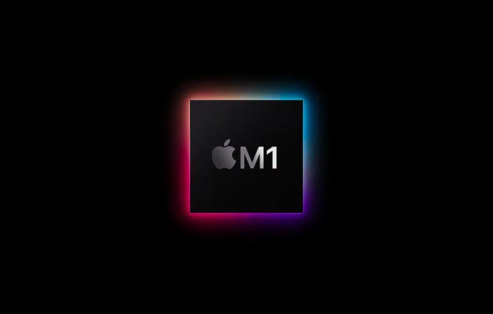 M1 Puce Apple Silicon Apple présente sa puce M1 dédiée au Mac