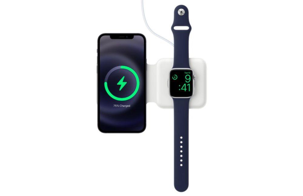 MagSafe Duo iPhone 12 Apple Watch iPhone 12 Pro et 12 Pro Max : certains utilisateurs rencontrent des soucis de son liés au MagSafe