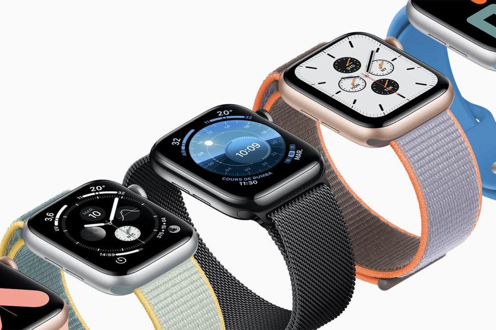 Montre Apple Watch Series 6 watchOS 7.1 et tvOS 14.2 : la version finale est disponible au téléchargement