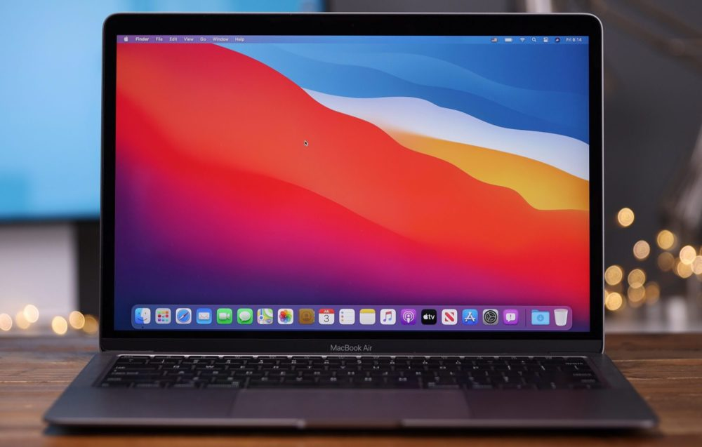 macOS Big Sur MacBook Pro Apple propose macOS 11.2.1 pour corriger le bug de charge sur les MacBook Pro 2016 et 2017
