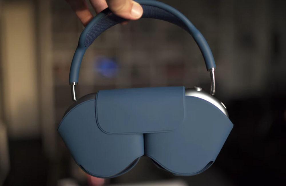 AirPods Max Etui AirPods Max : Apple évoque lautonomie avec et sans létui de protection