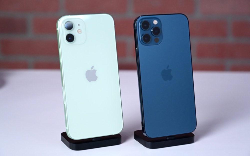 Apple 2 iPhone 12 Les iPhone 13 auraient les mêmes prix que les iPhone 12 et nauraient pas 1 To de stockage