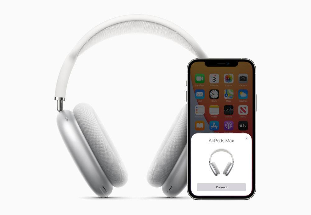 Apple AirPods Max iPhone 12 LAirPods Max nembarque pas de puce U1 pour lUltra Wideband