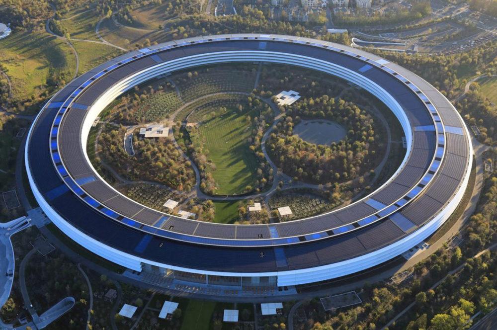 Apple Apple Park Résultats financiers du troisième trimestre 2021 dApple : un chiffre daffaires de 81,43 milliards de dollars