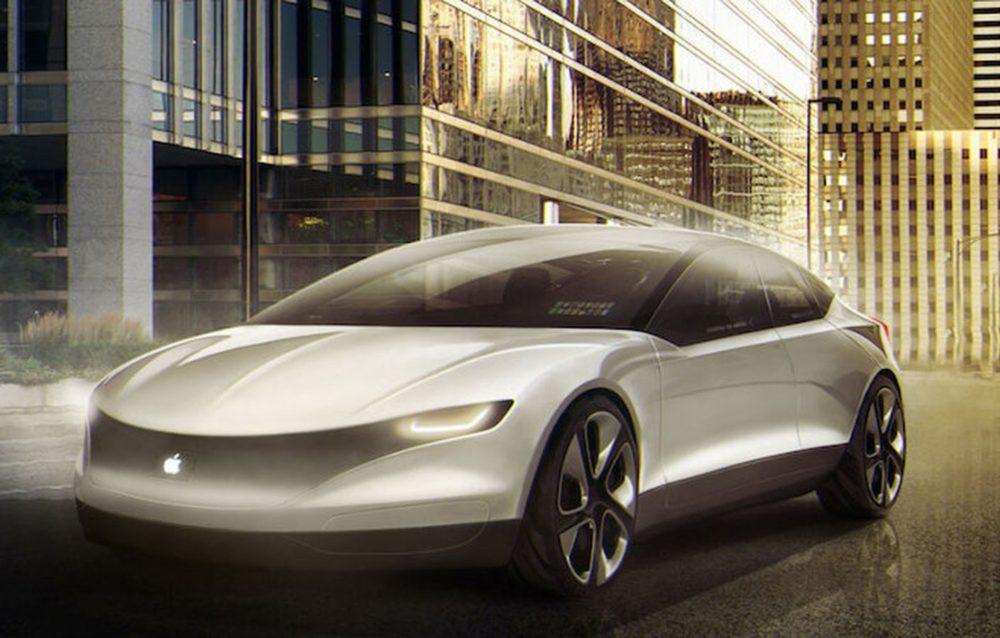 Apple Car Concept Apple pourrait dévoiler sa voiture, lApple Car, au 3e trimestre de 2021