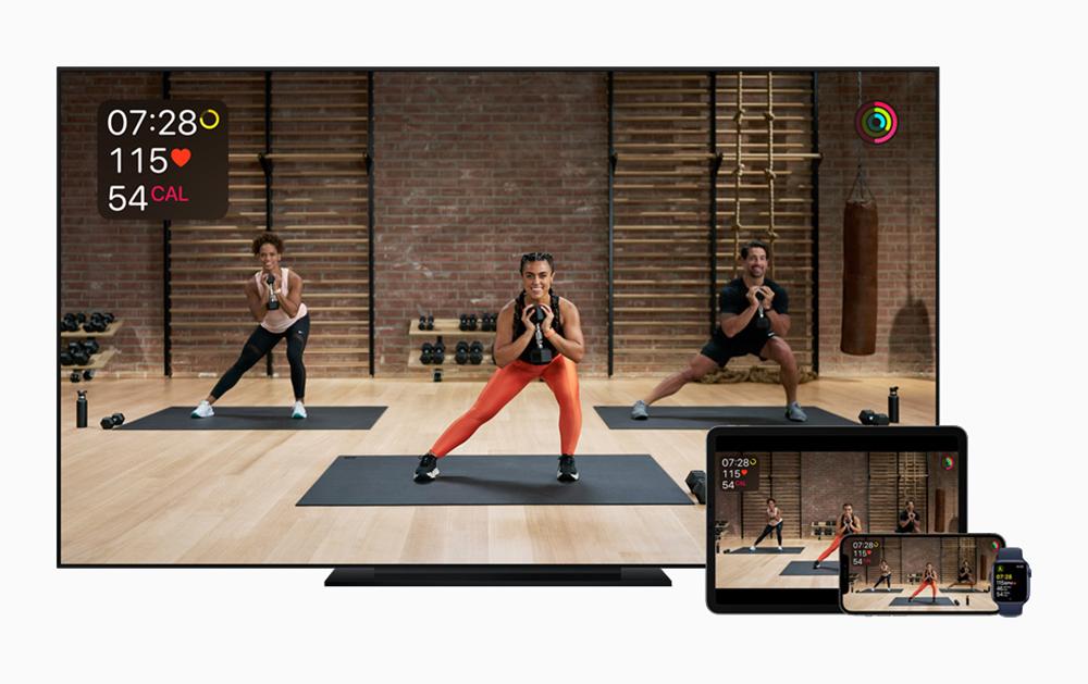 Apple Fitness Plus Lancement Apple Fitness+ : Apple annonce une disponibilité pour le 14 décembre