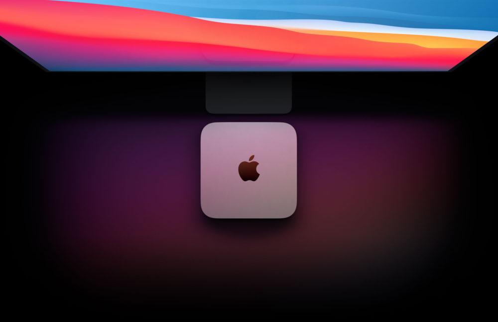Apple Mac mini M1 Apple devient 1er constructeur dordinateurs de bureau au Japon, grâce au Mac mini M1