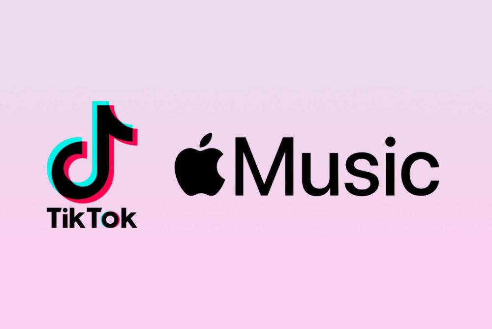 TikTok Apple Music Apple Music : Apple offre 4 mois gratuits aux utilisateurs de TikTok