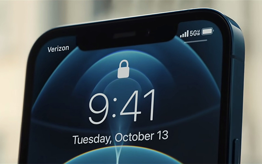 iPhone 12 5G Verizon Aux États Unis, la 4G est plus rapide sur liPhone 12 que la 5G chez Verizon
