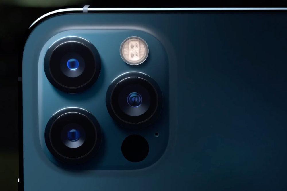 iPhone 12 Pro Camera La caméra de liPhone 12 Pro a quelques soucis au niveau de lautofocus