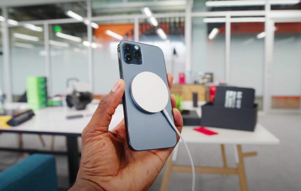 iPhone 12 Pro Max LiPhone 12 Pro Max a réalisé un bon démarrage... aux États Unis
