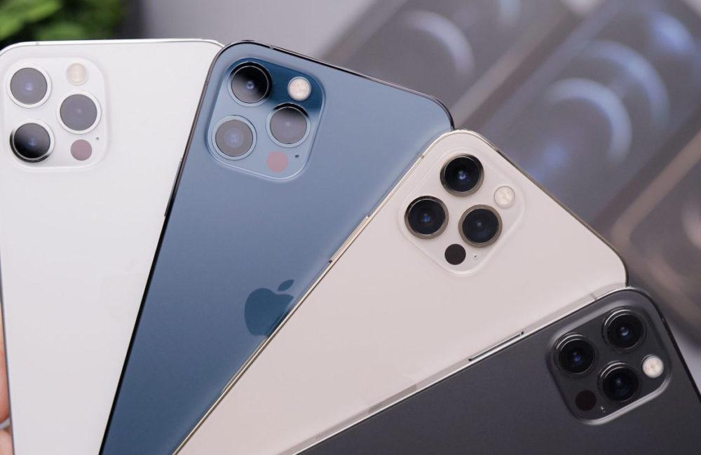 iPhone 12 Pro Apple pourrait proposer jusquà 1 To de stockage sur les iPhone 13 (Pro)