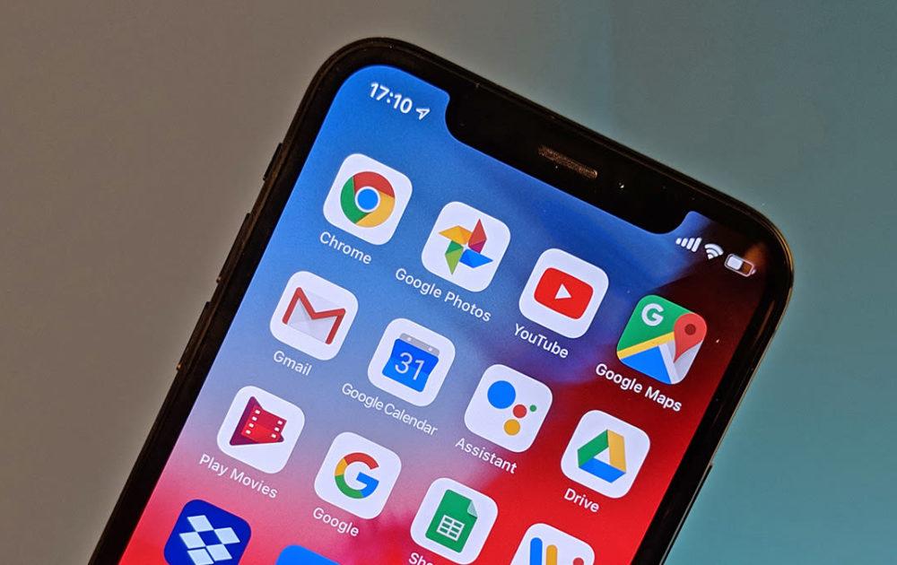 Applications Google iPhone App Store : pour échapper aux règles de confidentialité, Google ne met pas à jour ses apps iOS ?
