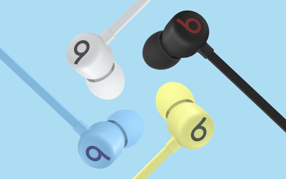 Beats Flex Coloris Beats Flex : deux nouvelles couleurs sont proposées par Apple