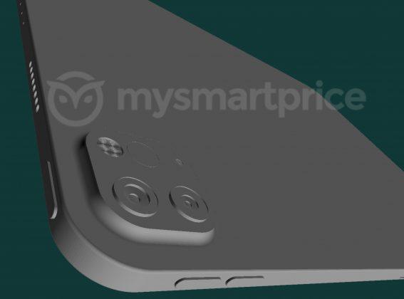 iPad Pro 11 2021 Rendus camera LiPad Pro 2021 ne serait pas trop différent des modèles actuels au niveau du design