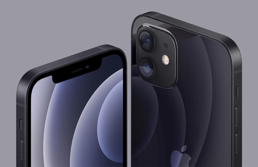 iPhone 12 Encoche Une encoche plus petite et des capteurs photo plus importants sur les iPhone 13
