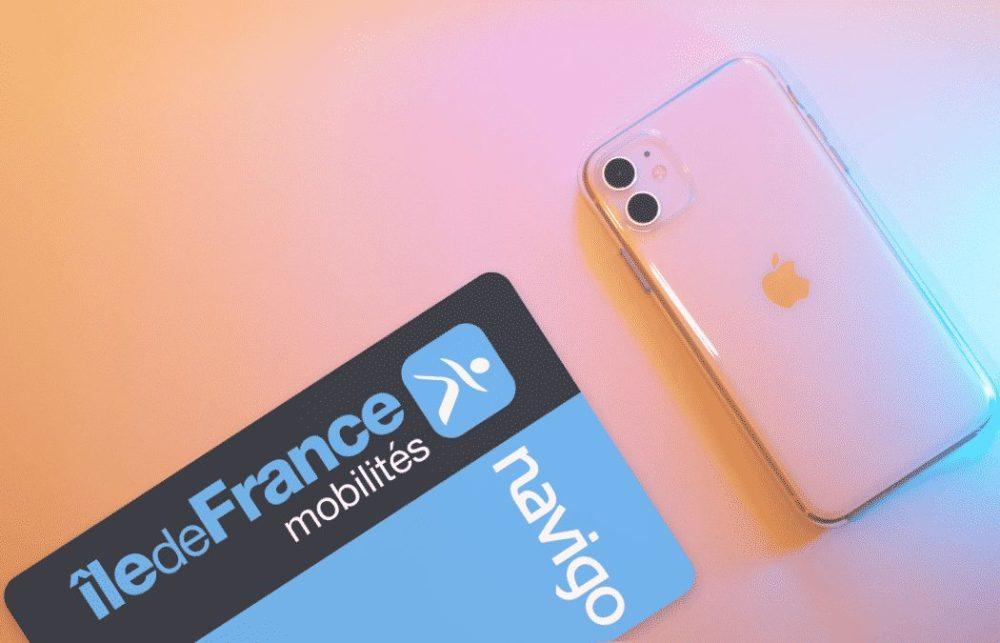 iPhone Pass Navigo Il est désormais possible de recharger son passe Navigo avec liPhone