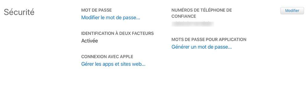 mac apple id securite Comment utiliser le service Connexion avec Apple