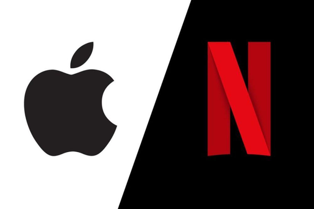 Apple Netflix Selon le cofondateur de Netflix, Apple TV+ est loin derrière la concurrence