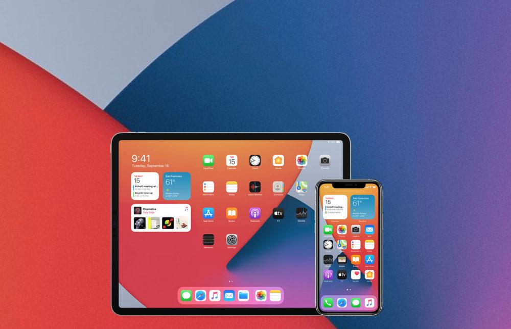Il est désormais impossible de mettre à jour et de restaurer vers iOS 14.5.1 (et iPadOS 14.5.1)
