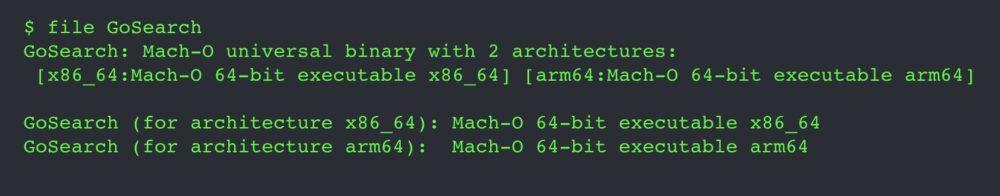 GoSearch22 Adware Mac M1 Le premier malware « optimisé » pour les Mac M1 (Apple Silicon) est découvert