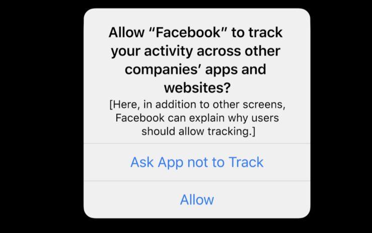 Pop Up Anti Pistage Publicitaire iOS 14 iOS 14.5 bêta 1 : voici la liste des nouveautés retrouvées