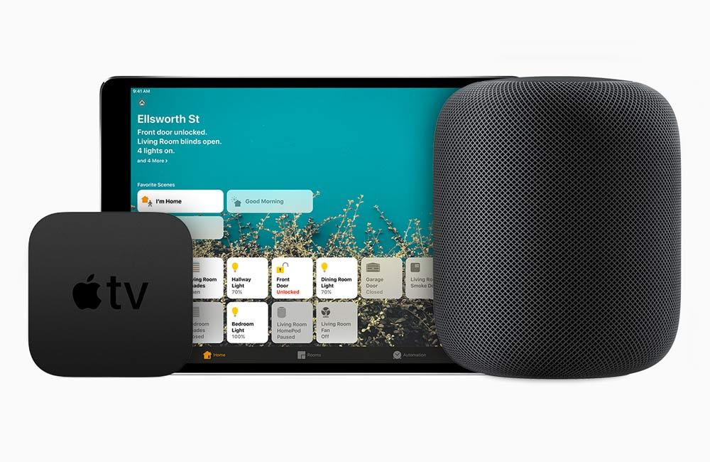 concentrateur apple tv homepod ipad Comment configurer un concentrateur pour contrôler à distance les accessoires HomeKit