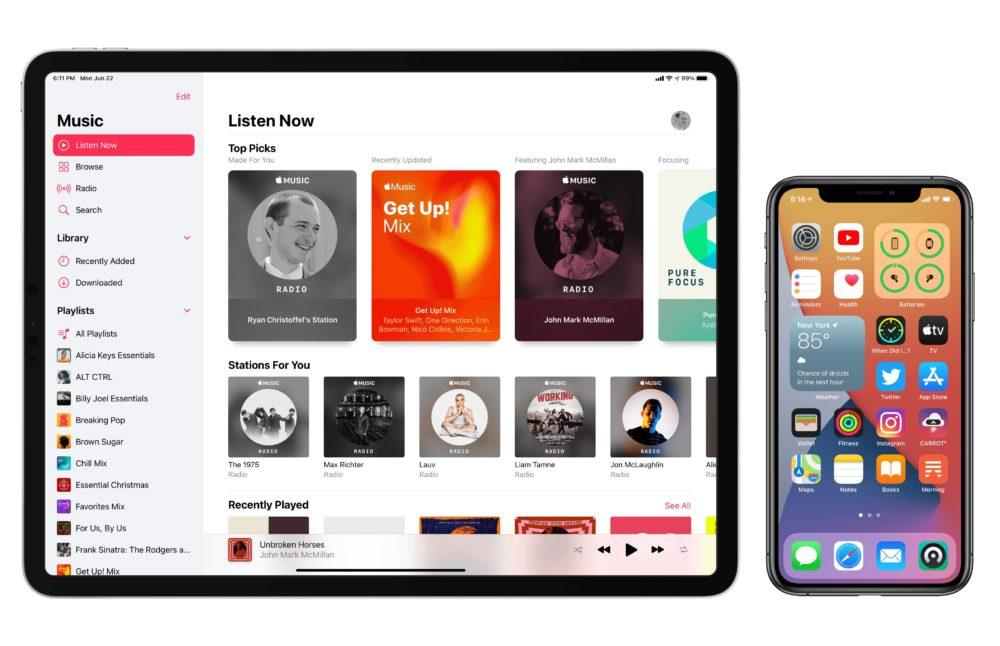 iOS 14 iPadOS 14 Nouveautés diOS 14.5 bêta 2 : nouveaux Emojis, nouveautés dans lappli Musique et plus