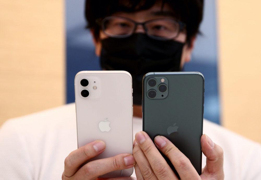 iOS 14.5 : si vous portez un masque, liPhone se déverrouille si vous avez une Apple Watch