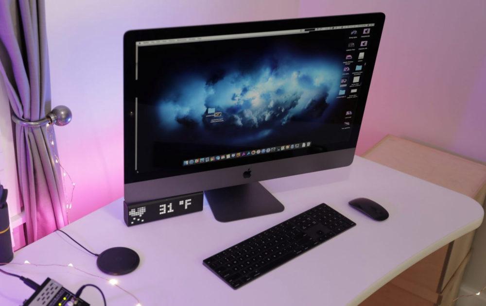 Apple iMac Pro 2020 LiMac Pro est officiellement indisponible sur le site dApple et chez certains revendeurs (États Unis)