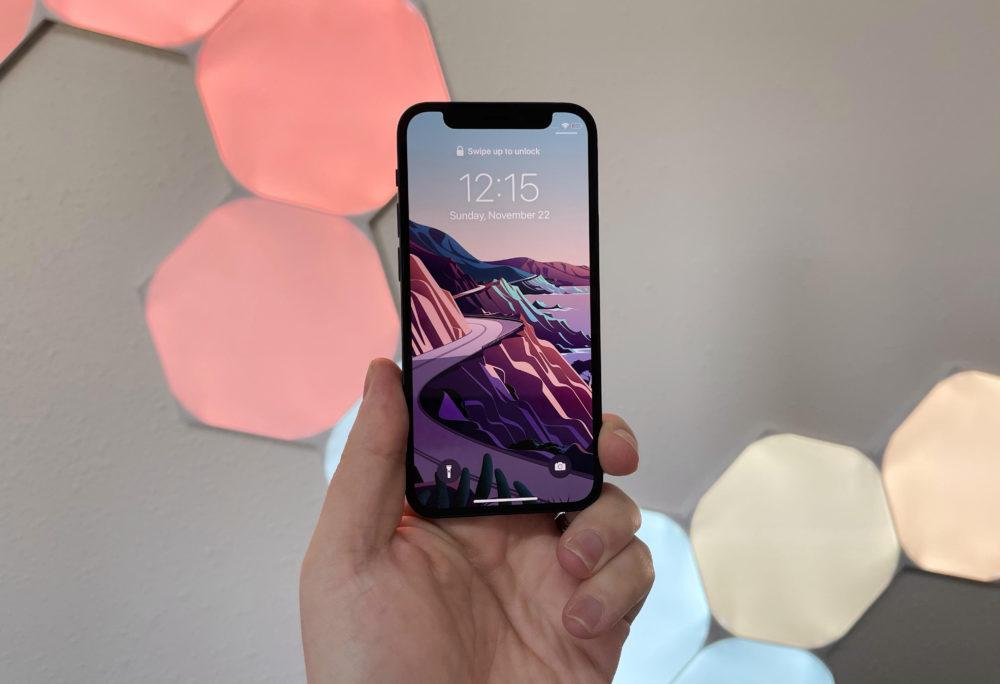Apple iPhone 12 mini 3 Apple baisse la production de liPhone 12 mini à cause dune faible demande