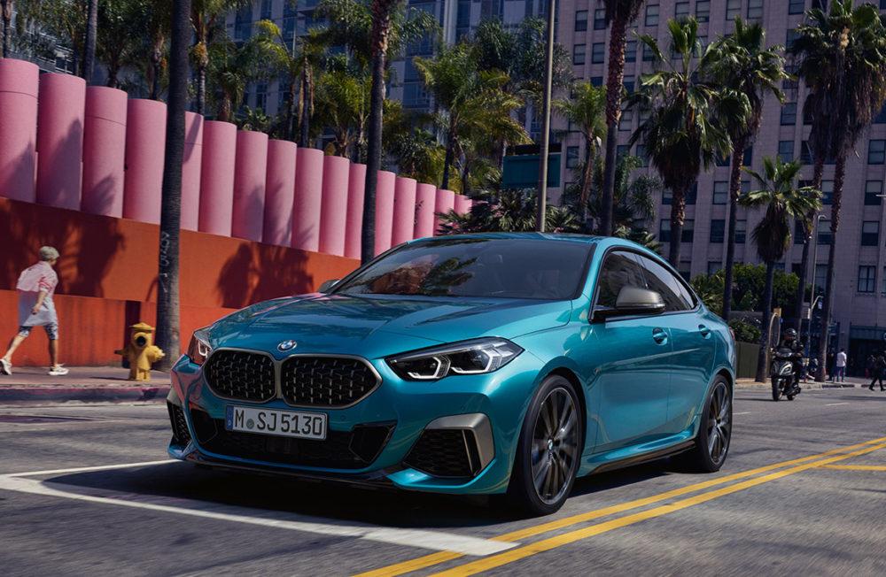 BMW 2 Series Gran Coupe Inspirejpg Le directeur financier de BMW nest pas inquiet de lApple Car : je dors très paisiblement