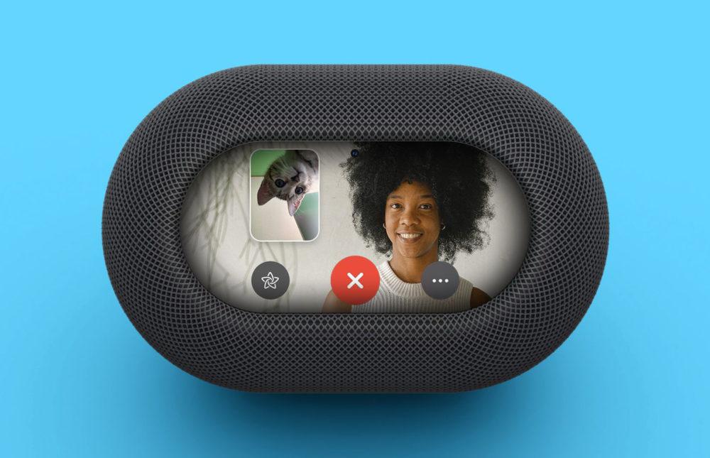 HomePod FaceTime Apple pourrait proposer FaceTime sur lApple TV et/ou sur le HomePod