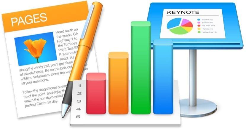 Pages Numbers Keynote Mac La suite iWork dApple (Pages, Keynote et Numbers) sur iOS et macOS est à jour
