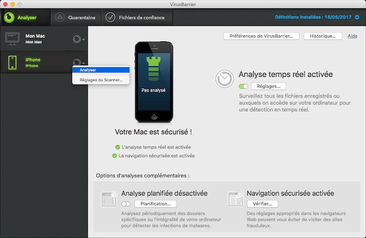 VBX9 iOS Comment protéger mon iPhone des virus ?
