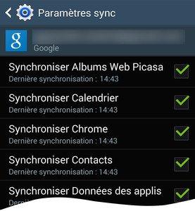 android synchronisation Comment faire le transfert de ses contacts, photos et autres données dun iPhone vers Android ?