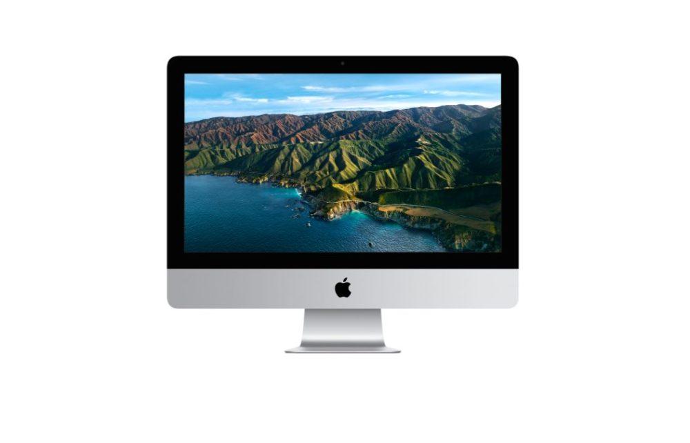 iMac 2.5 Pouces Avec Ecran Retina 4K Apple aurait arrêté de produire liMac 4K avec 512 Go ou 1 To en SSD