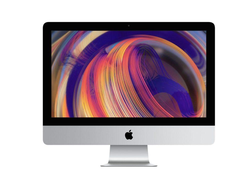 iMac 21.5 Pouces Avec Ecran Retina 4K Certains modèles diMac 21,5 pouces sont en rupture de stock, nouveaux modèles à la keynote ?