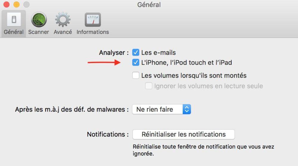 iOS Checkmark Comment protéger mon iPhone des virus ?