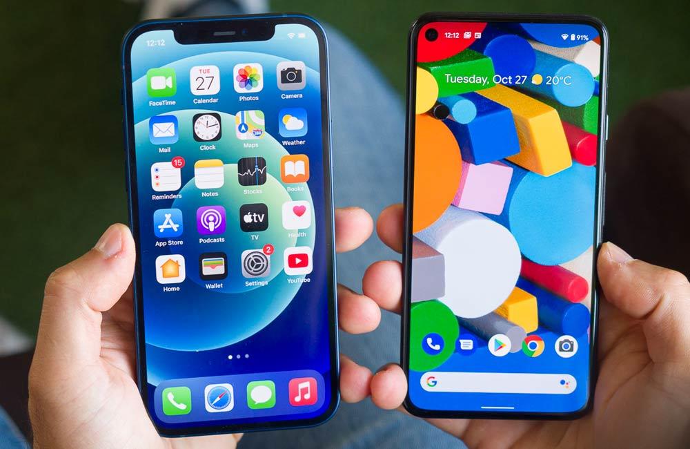 iphone android Comment faire le transfert de ses contacts, photos et autres données dun iPhone vers Android ?