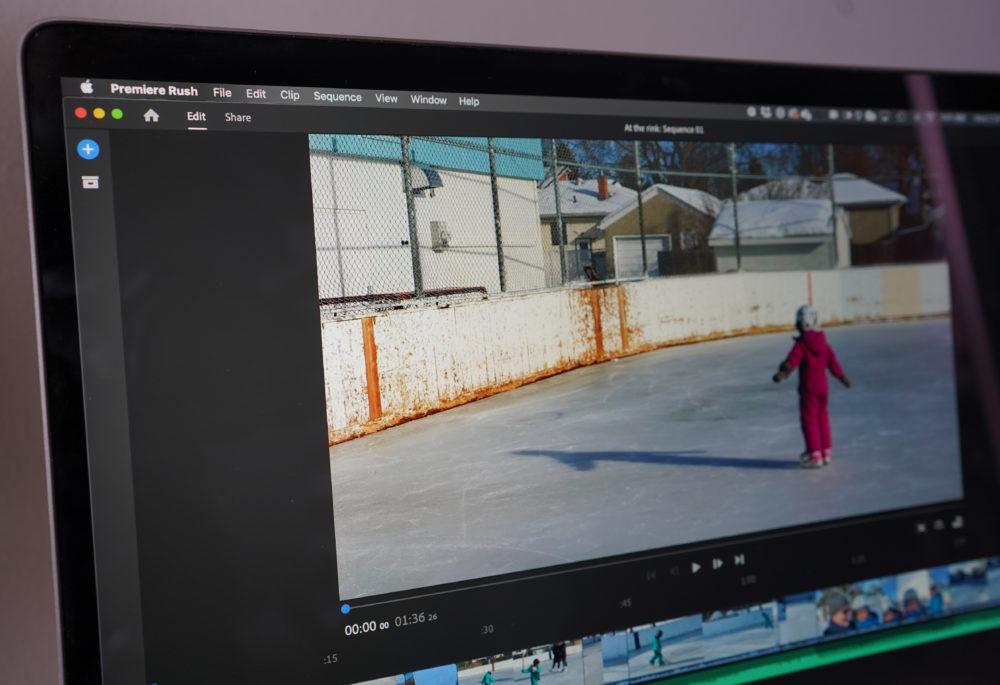 Adobe Premiere Rush Apple Silicon Adobe Premiere Rush : lapplication supporte les Mac M1 (Apple Silicon)